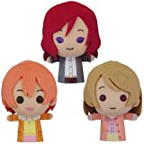 Kyungurumi mini Puppet Love Live! The School Idol Movie vol.2 1 grade set (prize)