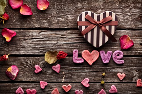 Yelewen 7x5ft Valentine