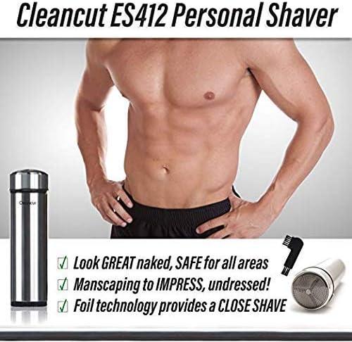 Cleancut afeitado íntimo para hombres y mujeres: Amazon.es ...
