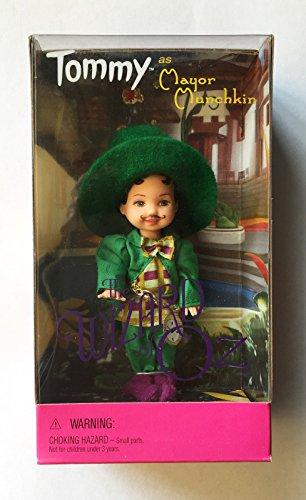 Barbie Tommy As Mayor Munchkin in the Wizard of Oz (Wizard Of Oz Mayor)