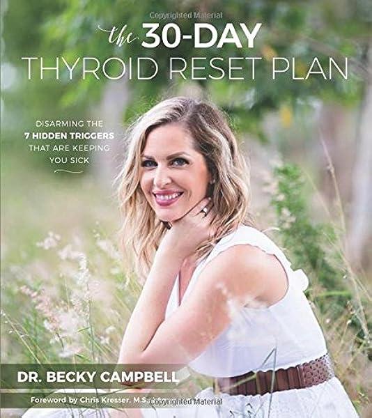 28 day diet thyroid book