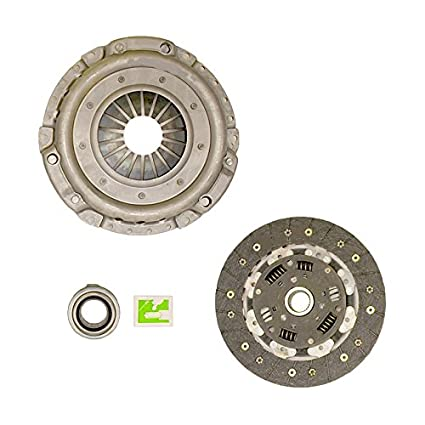 Amazon.com: NEW OEM VALEO CLUTCH KIT FITS MERCEDES BENZ 190E 1988 201-250-01-01 52283805: Automotive