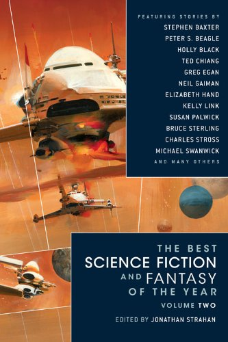 The Best Science Fiction and Fantasy of the Year, Vol. 2 pdf