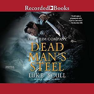Dead Man's Steel Audiobook