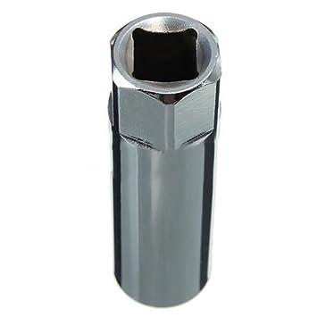 lennonsi Bujía Llave 14 mm, 12 cantos 0.55 en para BMW para Toyota para florecitas para Citroen: Amazon.es: Coche y moto