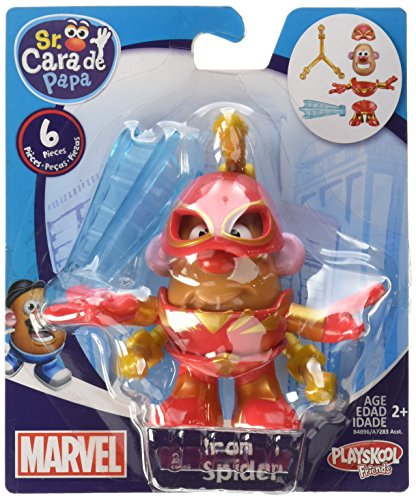 Mr Potato Head Mph Iron Spider ()