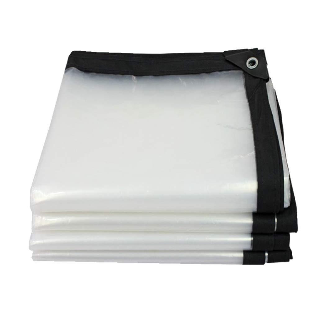 HSBAIS 耐久性の高いタールス防水、多目的タープ、厚い防水性、耐UV性、防水性ターポリン、多くのサイズと厚さ,2x10m B07MN8NGVN  2x10m