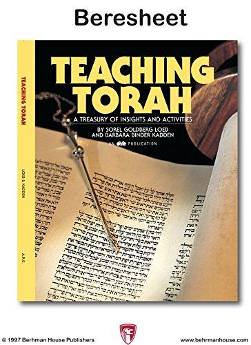 Teaching Torah: Beresheet