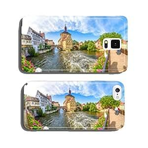Bamberg Panorama Bridge City Hall cell phone cover case iPhone6 Plus