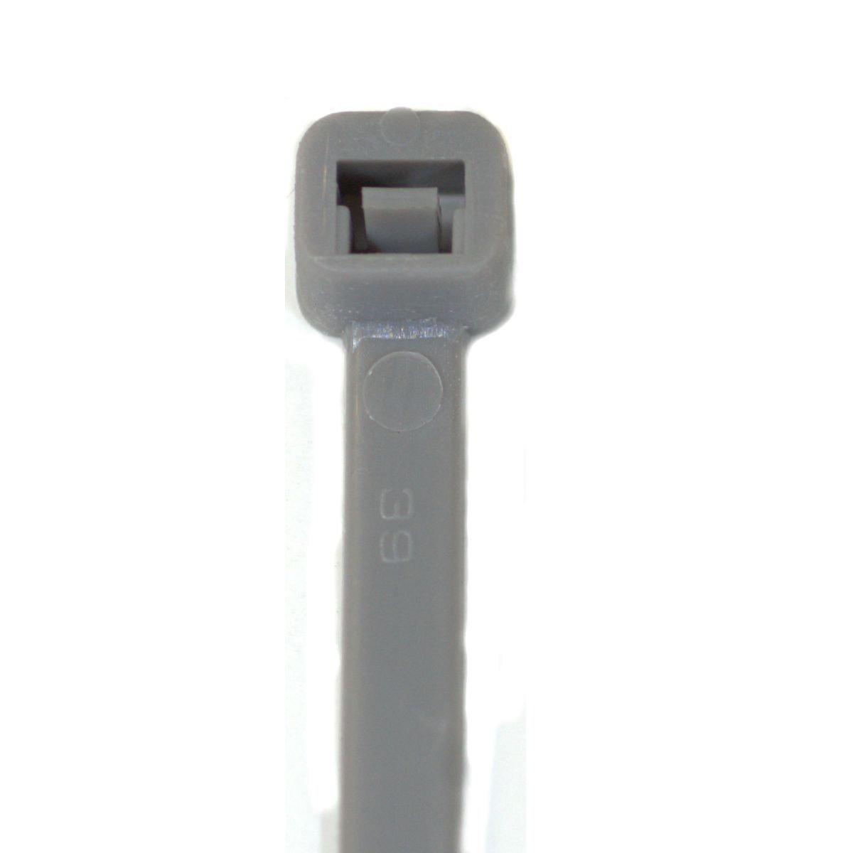 RheVeTec RheFLEX Kabelbinder 200 x 4,8 mm grau, 100 Stück ...