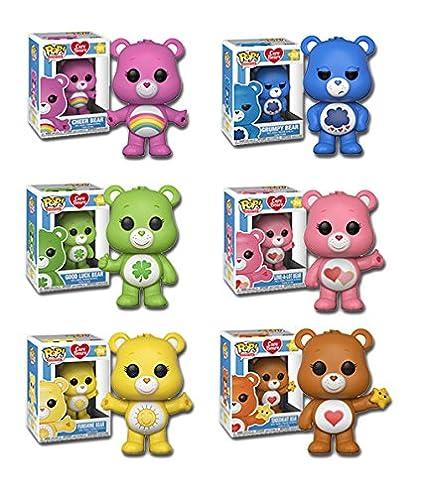 Funko Pop Care Bears Set