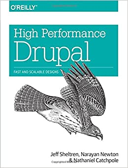 Book High Performance Drupal: Fast and Scalable Designs