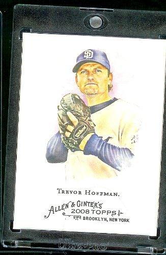 2008 Topps Allen and Ginter # 114 Trevor Hoffman (San Diego Padres) MLB Baseball Card (Hoffman Trevor Baseball)