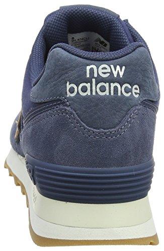 Wl574v2 Pack Azul Blue para Glitter Zapatillas New Mujer Balance HTqnUAw5g