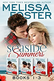 Seaside Summers (Books 1-3, Boxed Set): Love in Bloom (Love in Bloom: Seaside Summers) by [Foster, Melissa]