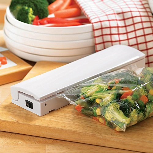 Portable Food Vacuum Sealer Machine - Keep Your Food Fresh!
