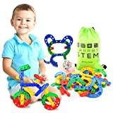 Best Toys For 2 Year Old Boy Learnings - Montessori Toys For Toddlers STEM Toys Kids Kindergarten Review