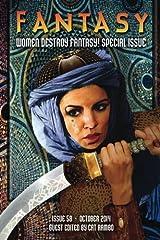 Fantasy Magazine, October 2014 (Women Destroy Fantasy! special issue) Paperback