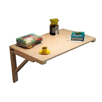Amazon.com: GYY ZDZ ZZZ Mesa plegable de pared mesa de ...