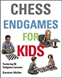 Best Chess Book For Kids - Chess Endgames for Kids Review