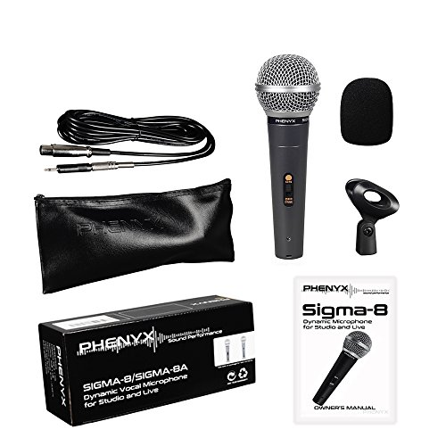 Pro Vocal Microphone - 7