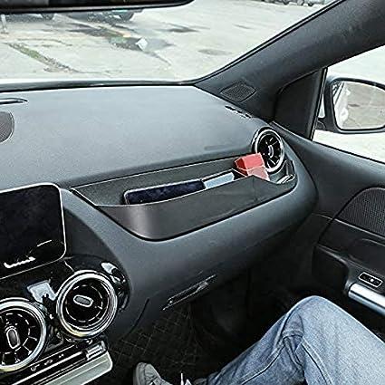 Iycorish Cassetto Portaoggetti Contenitore Portaoggetti Strumento Co-Pilota per Mercedes Classe B W247 B200 2019-2020