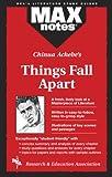 Things Fall Apart, Sara Talis O'Brien, 0878912339