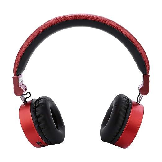 Vaycally Auriculares Bluetooth Auriculares inalámbricos estéreo ...