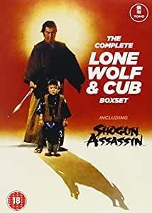 Lone Wolf And Cub Boxset [DVD]