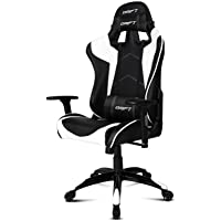 Drift DR300 - DR300BW - Silla Gaming, Color Negro/Blanco