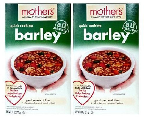 Mother's Quick Cooking Barley (Pack of 2) 11 oz Boxes