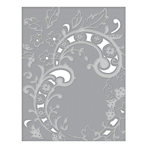 Spellbinders CEF-004 Baroque Filigree Cut and Emboss Folder