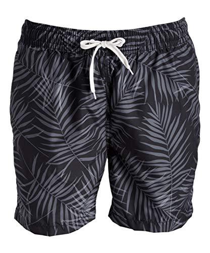 Kanu Surf Men's Monaco Swim Trunks (Regular & Extended Sizes)