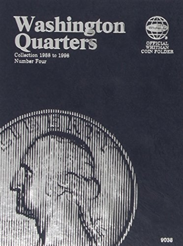 Washington Quarter Folder Starting 1988 (25 Cents 1932)