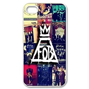 Fall out boy CUSTOM Cover Case for iPhone 4,4S LMc-12669 at LaiMc hjbrhga1544