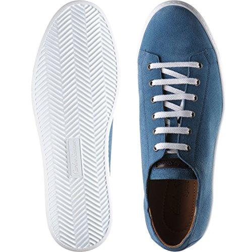 Herring  Herring Strike, Chaussures de ville à lacets pour homme bleu Suède bleu
