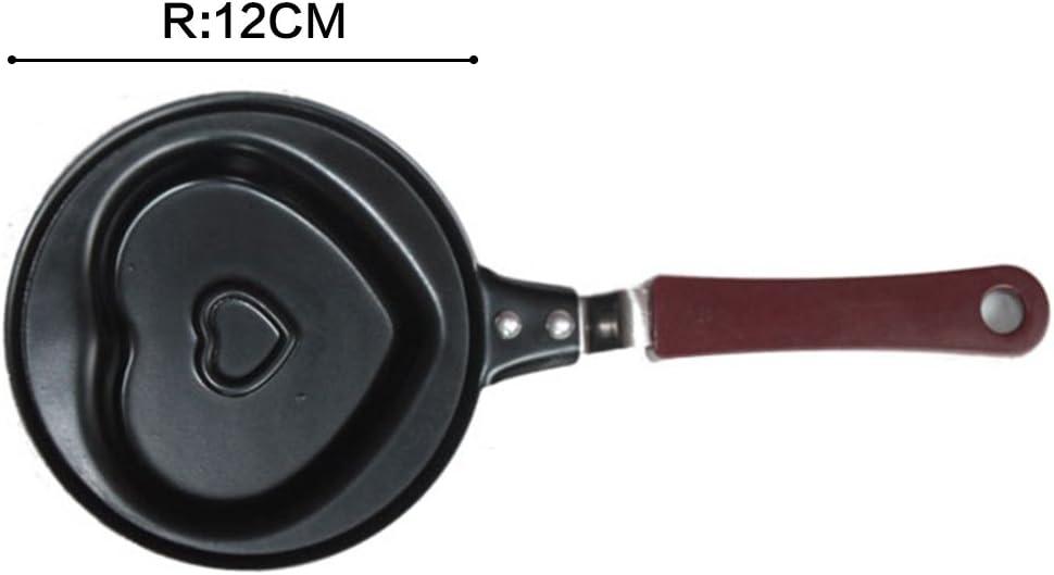 Mini Egg Pancake Frying Pan Cute Creative Kitchen Tool Cooker Non-Stick Pot