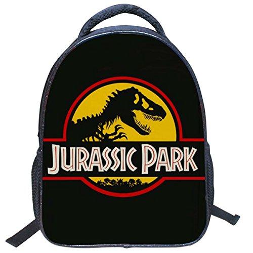 3D Animal Dinosaur Printed Kids Backpack Children School Book Bag Rucksack for Kindergarten (dinosaur05) (Halloween Lunch Bag Puppets)