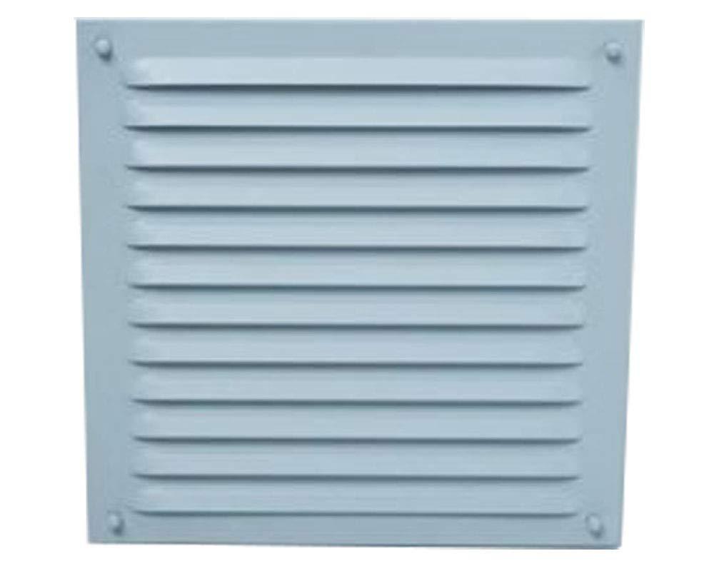 Exterior Aire Rejilla Blanco DN 80 rejilla de ventilación rejilla ...