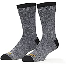 WETSOX Explore More Waterproof Socks, Breathable Material, Abrasion Resistant Exterior, Merino Wool and Nylon/Spandex Blend