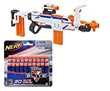 NERF Modulus Regulator with Elite Dart Refill (30...