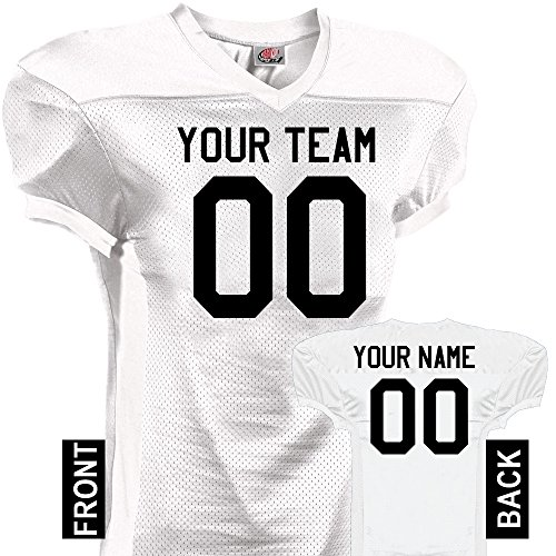Hardkor Sports Crunch Time Custom Football Jersey d560d321b