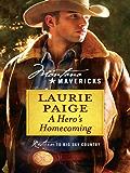 A Hero's Homecoming (Montana Mavericks)