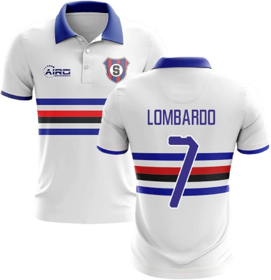 Airosportswear 2019-2020 Sampdoria - Camiseta de fútbol de fútbol ...