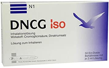 DNCG ISO Inhalationslösung 100 ml Inhalationslösung