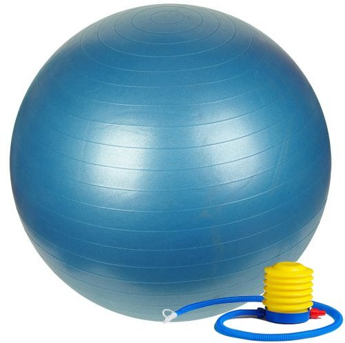 Fitness 55cm Exercise Ball Foot product image
