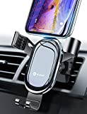 VICSEED Car Vent Mount, Auto Clamping Car Phone Mount, Upgrade Twist-Lock Phone Holder for Car, Car Cell Phone Holder Fit with iPhone Xs Max Xs Xr X 8 7 Plus, Samsung Galaxy S10+ S9+ S9 S8 Note 9 etc