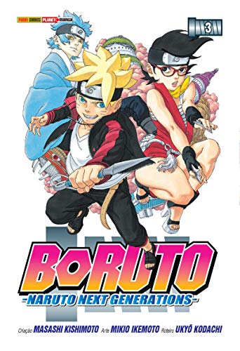 Boruto: Naruto Next Generations Vol. 3