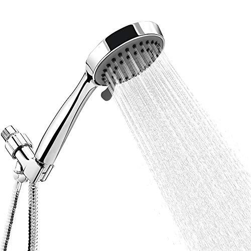 Multi Function Massage Jet Luxury Bathroom Shower Head Handheld Wand With Hose Ebay