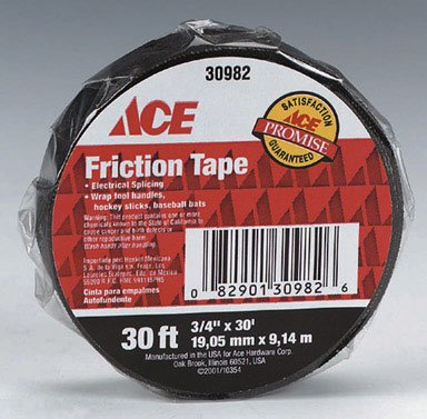 ace-hardware-50-30982-cotton-cloth-friction-tape-15-mil-thick-30-length-x-3-4-width-black